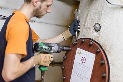 protection cathodique des réservoirs par courant imposé